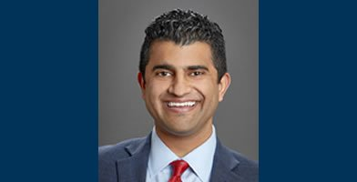 Brandywine Hospital New Chief Operating Officer Vik Acharya