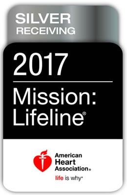 2017 Silver Receiving Mission Lifeline